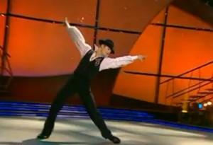 Степ, чечетка, шоу, танец, видео онлайн, Останин Александр