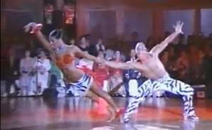 Бальные танцы, стандарт, латина, видео онлайн, самба, танец, шоу