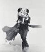 Медленный фокстрот, техника танца, школа танцев, тройной шаг, шаг перо