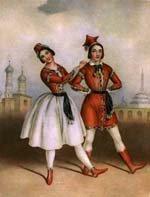Народные танцы, танцы, полька, школа танцев, техника танца, пляски, история танца, история польки, танцы Чехии, народные танцы Чехии