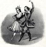 """Изучение танца """"Полька"""""""