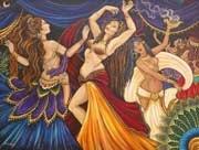 Восточный танец - доктор для тела и души