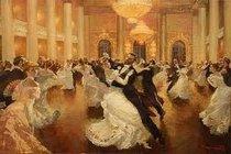Учимся танцевать вальс и шейк
