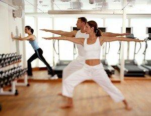 Какие есть преимущества проведения фитнеса в зале