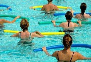 Как правильно проводить тренировки по фитнесу в бассейне