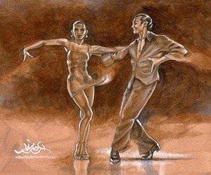 Спортивные бальные танцы являются ни чем иным, как настоящим искусством
