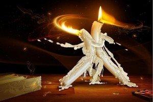 Настоящая, дикая, огненная страсть (как-будто танцуют две горящие свечи) - вот что характеризует профессиональные спортивные бальные танцы