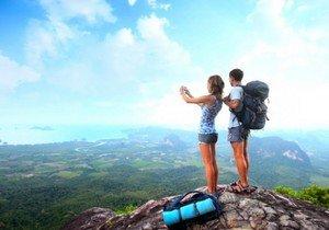 Туристические походы безумно полезны