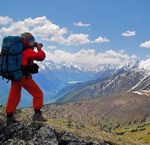 Походы в горы считаются одними из самых полезных