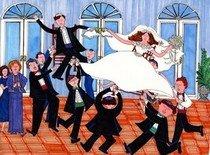 Порядок танцев на свадьбе