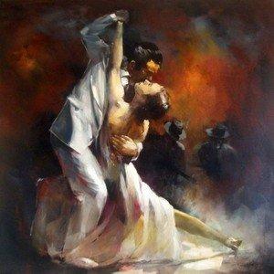 Основные стили танго