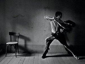"Латиноамериканский танец ""бачата"""