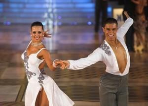 Одежда для латиноамериканских спортивных бальных танцев