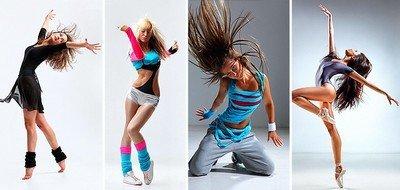 Танцы - это смесь спорта и искусства
