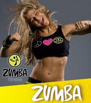 «Зумба» - уникальный танец с элементами фитнеса