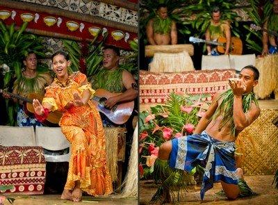 Этническая музыка народов Самоа