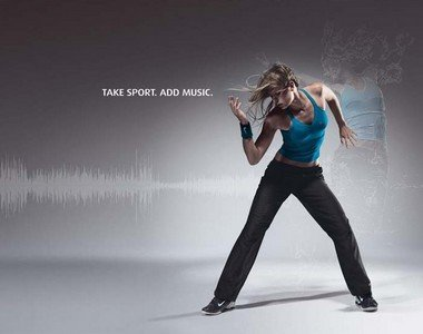 Танцы - возьмите спорт и добавьте музыку