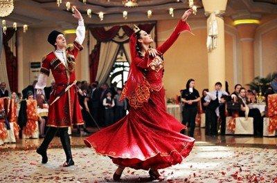 Танец «Зилга» - национальный танец Осетии