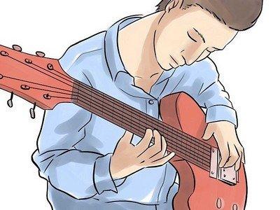 Как научиться играть на электрогитаре?