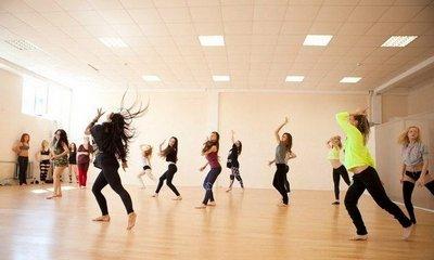 Аренда зала для танцев в Москве