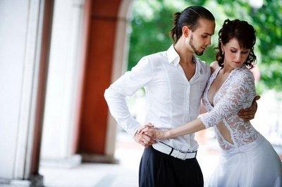 Что дают уроки танго