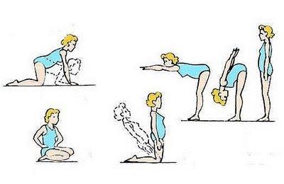 Полезные упражнения для первого триместра беременности