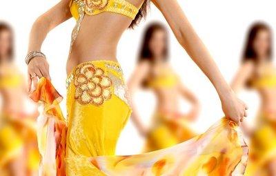 Восточные танцы - изящество арабского мира